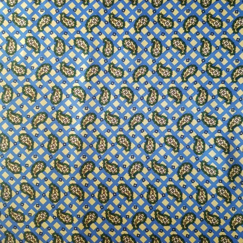Spazio Artigianale Italian Silk Bespoke Handmade Tie
